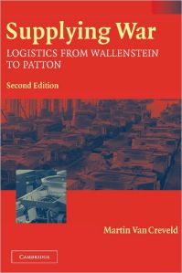 War and distance: logistics