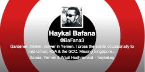 Haykal Bafana