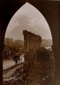 Frank HURLEY Ypres 1917