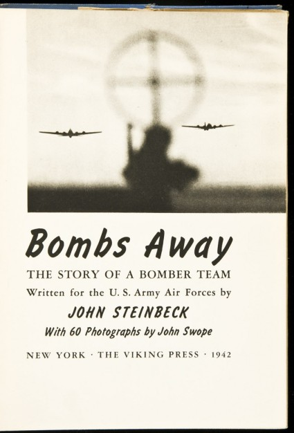 STEINBECK Bombs Away