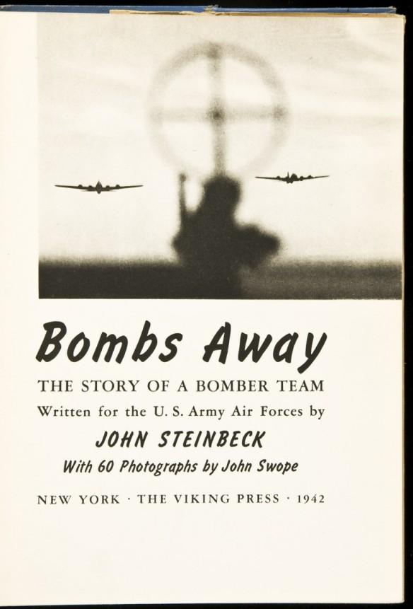 STEINBECK Bombs Away