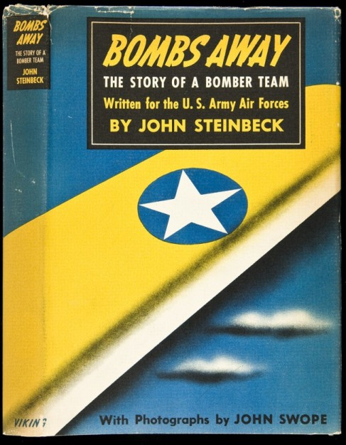 STEINBECK Bombs Away cover