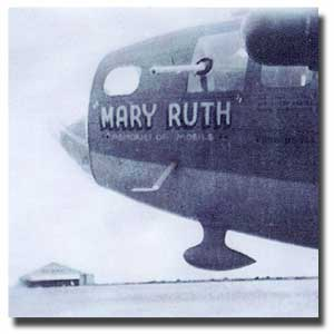 Mary Ruth nose art