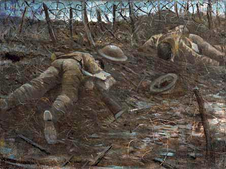 NEVINSON Paths of glory
