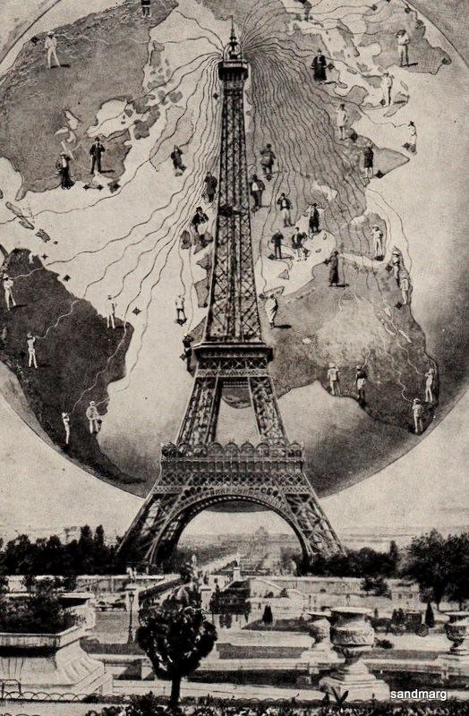 Eiffel Tower transmissions 1913
