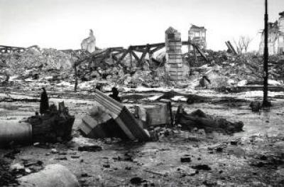 Royal Palace 1945