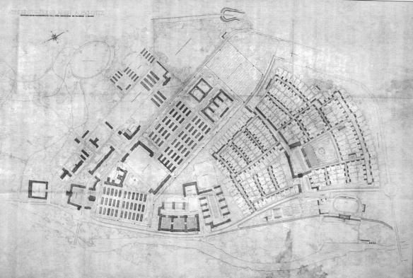 Auschwitz master plan (summer 1942)