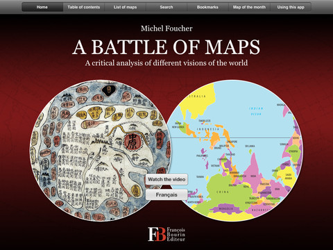 A Battle of Maps