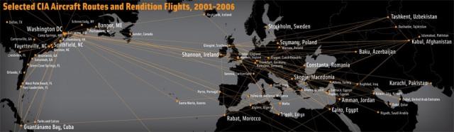 PAGLEN:EMERSON CIA FLIGHTS 2001-6