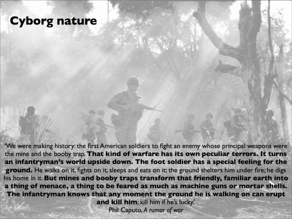 Cyborg nature Vietnam