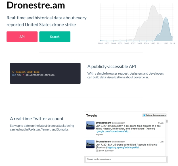 Dronestre.am