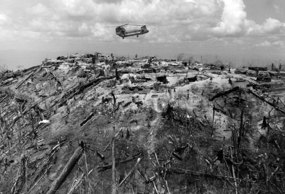 Fire Support Base 29, Dak To, central highlands, 3 June1968jpg