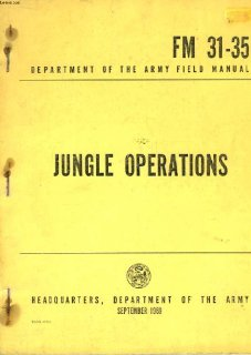 Jungle Operations FM 1969