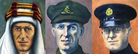 JONGBLOED Lawrence triptych