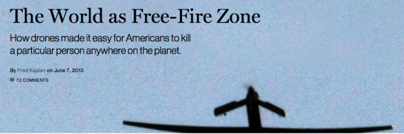 KAPLAN World as Free-Fire Zone