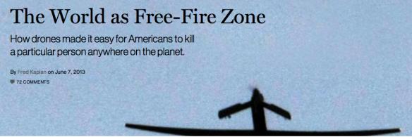 KAPLAN World as Free-Fire Zone
