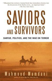MAMDANI Saviors and survivors
