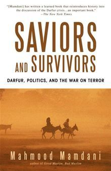 MAMDANI Saviors and survivors