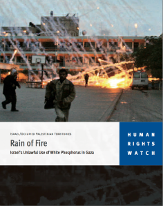 HRW Rain of Fire