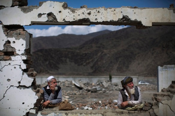 Afghanistan Living With Drones