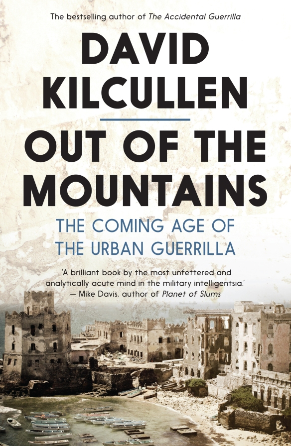 KILCULLEN Out of the mountains