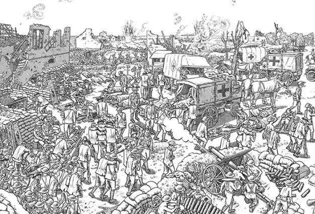 SACCO The Great War 2