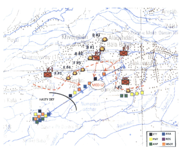 Gerani air strikes