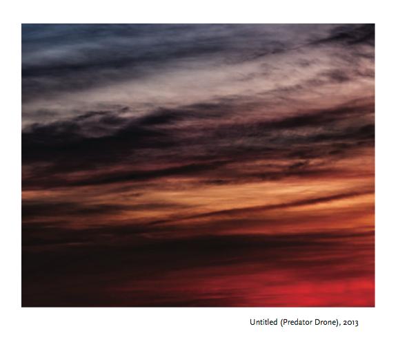 PAGLEN Untitled (Predator drone) 2013