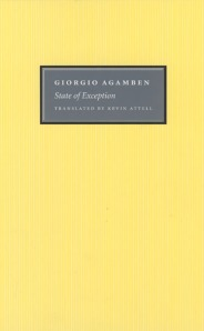 AGAMBEN State of exception
