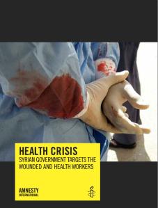 AI Health Crisis in Syria