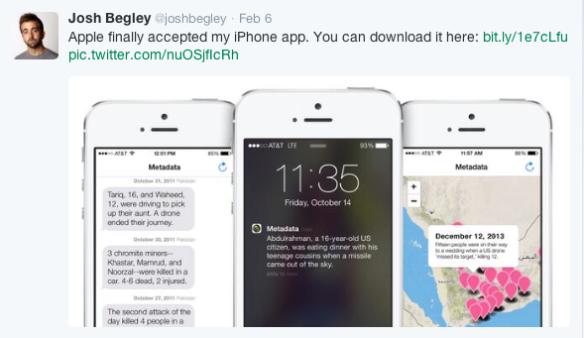 BEGLEY Twitter Metadata