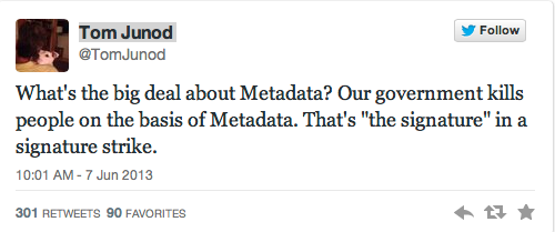 Junod Metadata