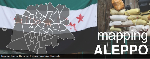 Mapping Aleppo