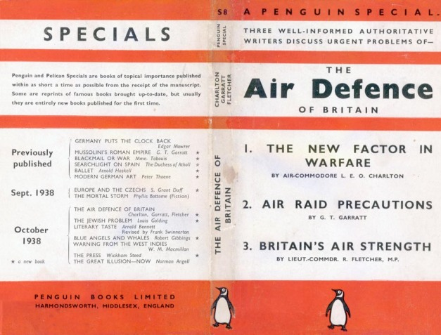 Penguin-S8 Air Defence of Britain