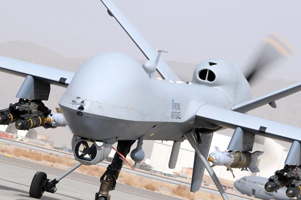 RAF Reaper and weapons