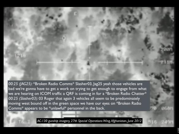AC 130 Gunship Imagery Afghanistan.001