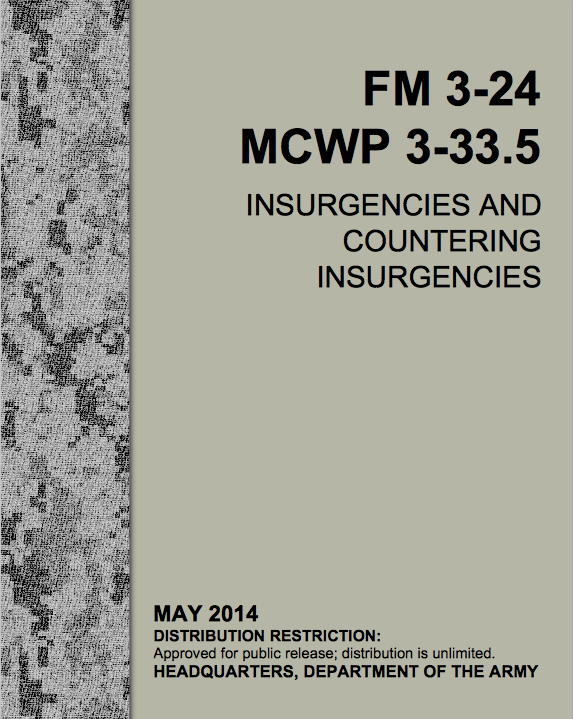field manual 3 24 geographical imaginations rh geographicalimaginations com the marine corps field manual on physical security us army marine corps counterinsurgency field manual pdf