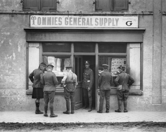Poperinge Tommy Supply