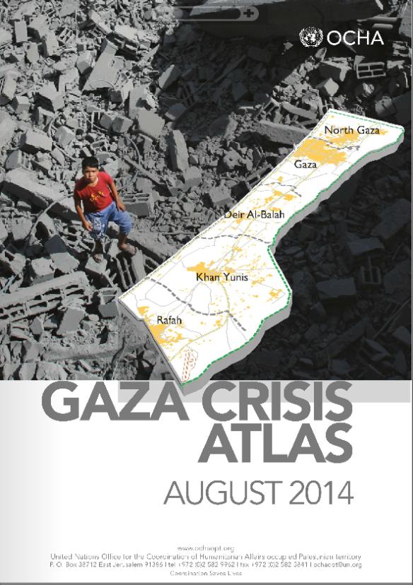 Gaza Crisis Atlas