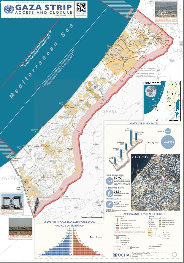 GAZA December 2012 OCHA1