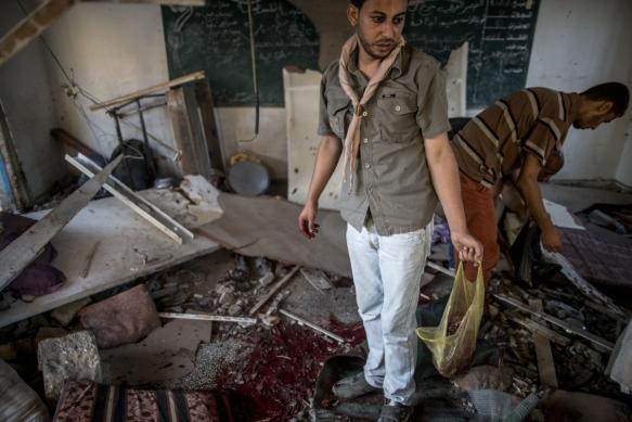 TOPSHOTS-PALESTINIANS-ISRAEL-CONFLICT-GAZA