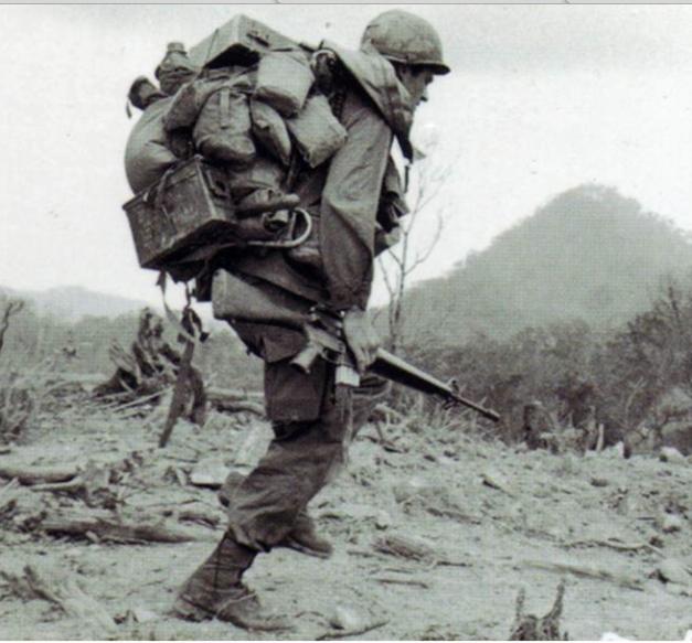 Combat Infantryman Vietnam