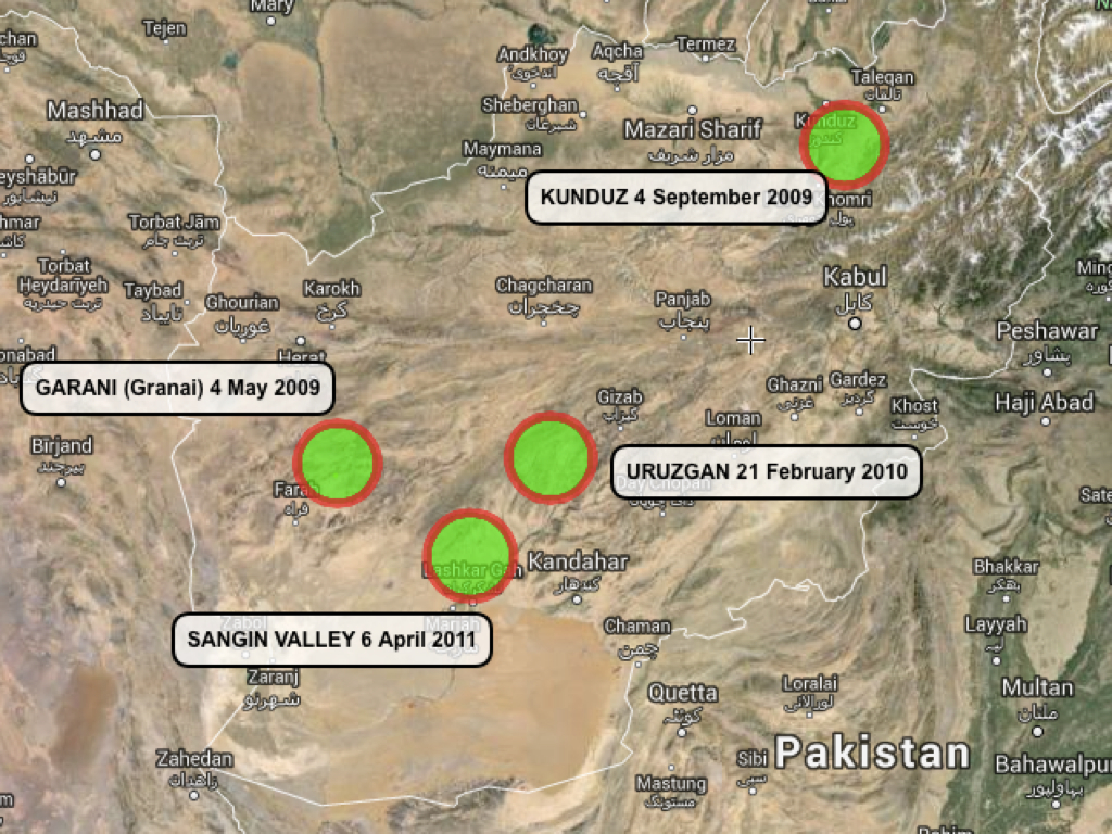 Afghanistan Geographical Imaginations Page - Afghanistan map us