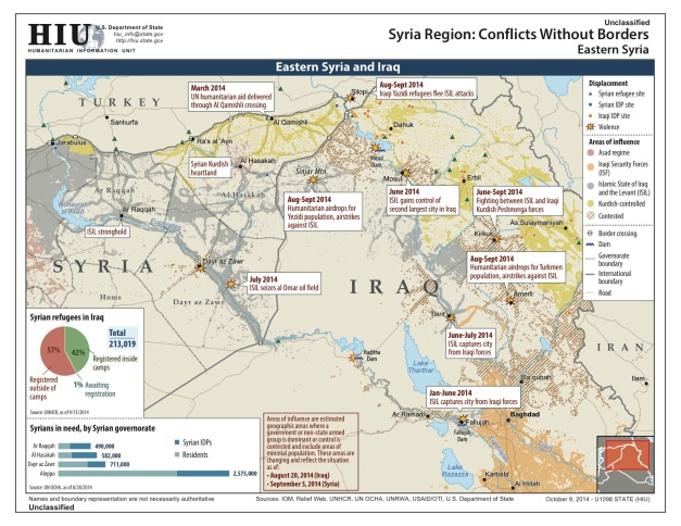 DoS-Iraq and Syria-ISIL