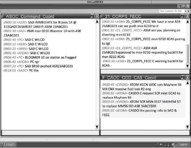 mIRC 3 chatrooms