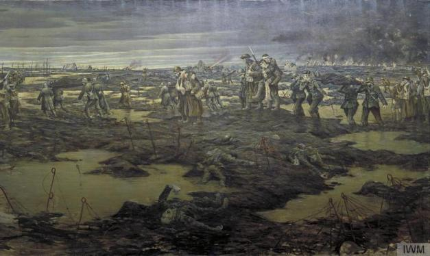 NEVINSON The harvest of battle