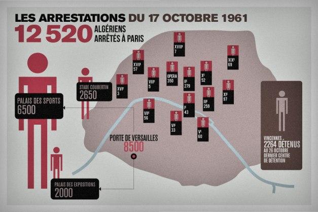 Carte.ParisAlgerie1961Bis