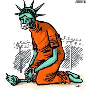 GTMO Statue of Liberty