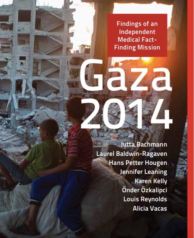 PHR Gaza 2014