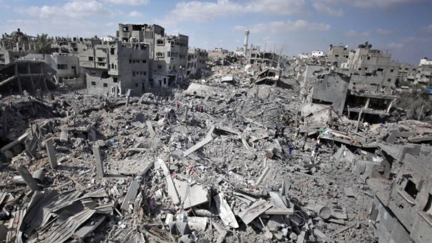 al Shejaiya Gaza 2014